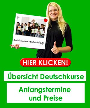 Unsere Deutschkurse in Köln