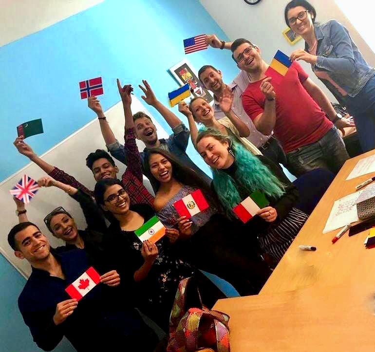 Deutsch lernen in Köln - für Anfänger und Fortgeschrittene