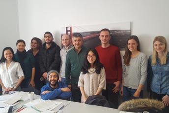Sprachschule für Deutsch Abendkurse in Köln