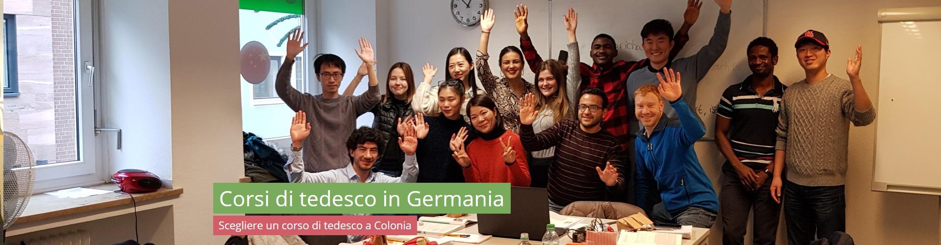 Imparare il tedesco a Colonia